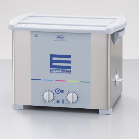 Bac à Ultrasons Laboratoire 9,5L Elmasonic EASY 100 H Chauffante