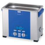 Cuve Ultrasons Nettoyage Analyse Double Fréquences 5,75 L Elmasonic P 60 H