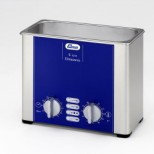 Bac Ultrason ELMA 0,8L Cuve de nettoyage industriel Elmasonic S 10 / H