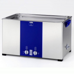 Bac Ultrason ELMA 28L Cuve de nettoyage industriel Elmasonic S 300 / H