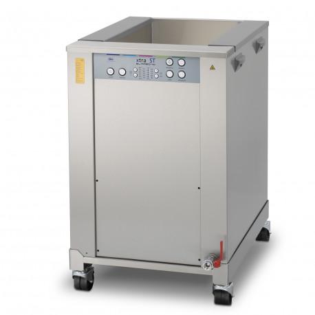 Bac à ultrasons 162L de production