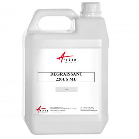 Dégraissant Eco-Responsable Bidon 5L Dégraissant 220 US MU
