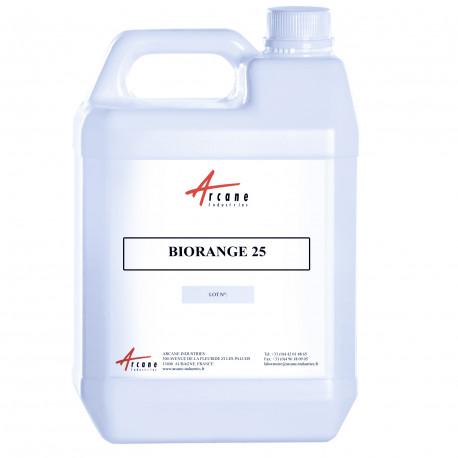 Nettoyant Dégraissant Emulsion de Terpènes d'Orange Bidon 5L BIORANGE 25