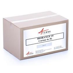 Nettoyant Dégraissant Emulsion de Terpènes d'Orange Carton 4x5L BIORANGE 25
