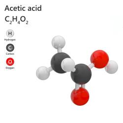 Acide Acétique Vinaigre Blanc