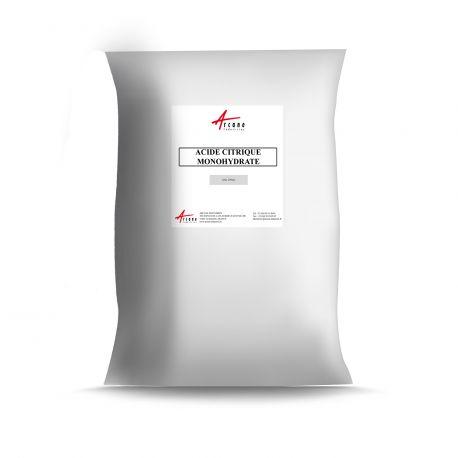 Acide Citrique monohydraté 25kg