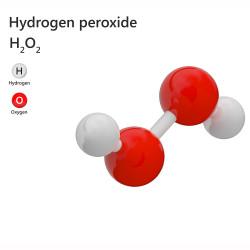 Eau oxygénée / peroxyde d'hydrogène 35 %